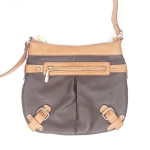 Charming Charlie Crossbody Bag Purse Saddle Bag